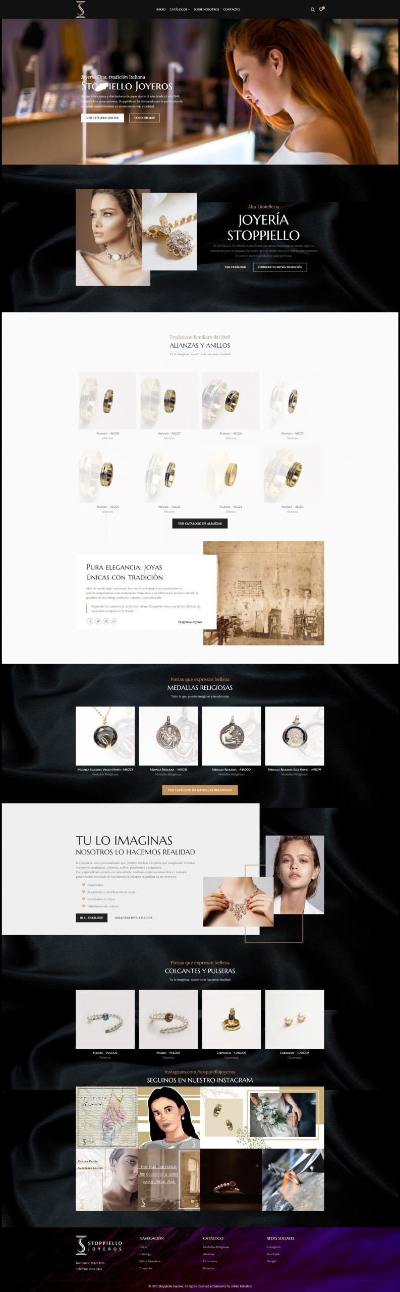 Diseño Web, eCommerce