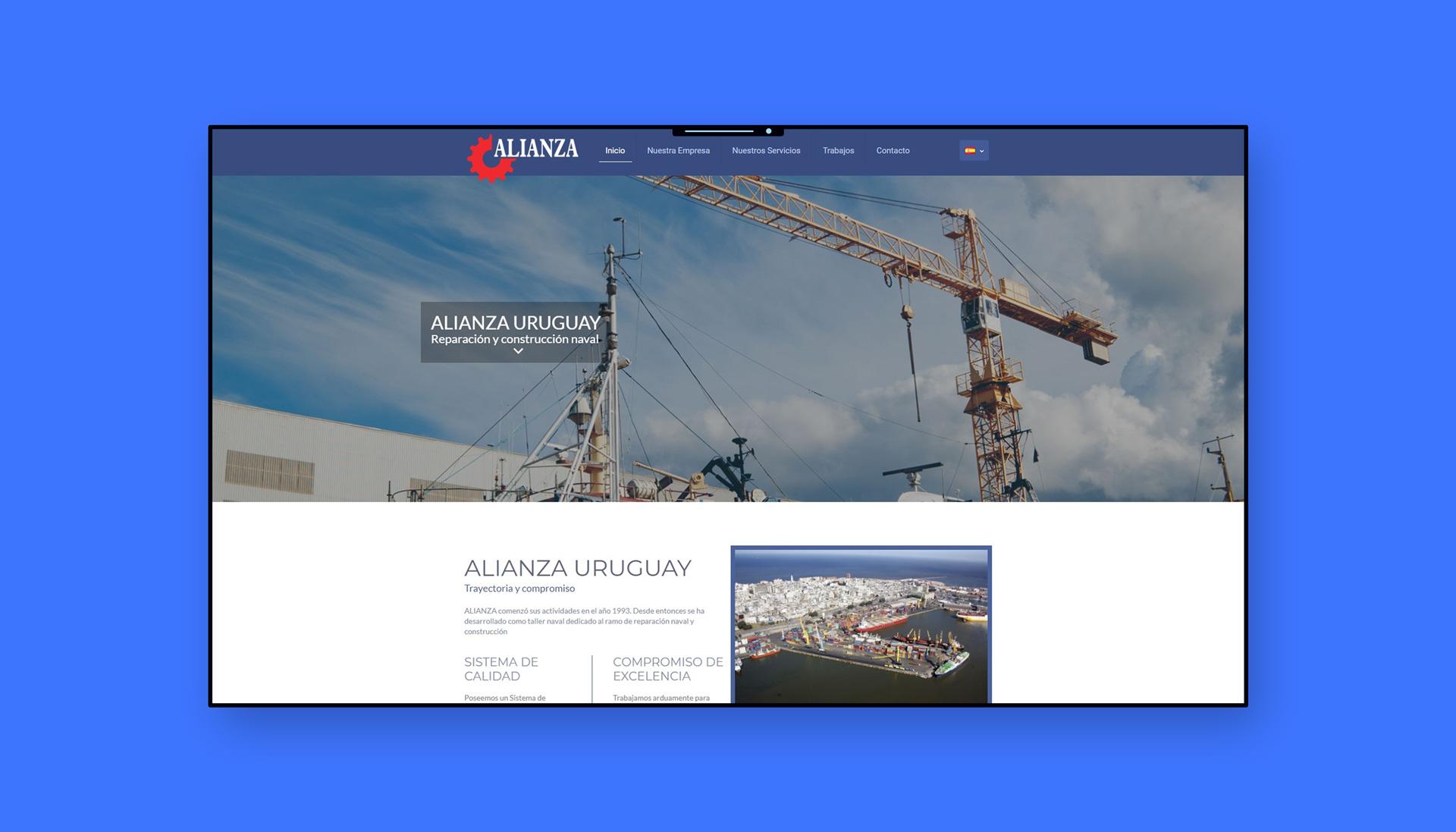 Diseño Web, Paginas Web, Montevideo, Uruguay